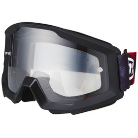 100% Strata Goggle slash/clear anti fog